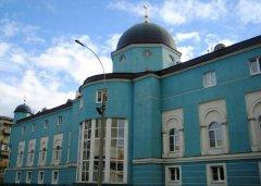 莫斯科大教堂清真寺